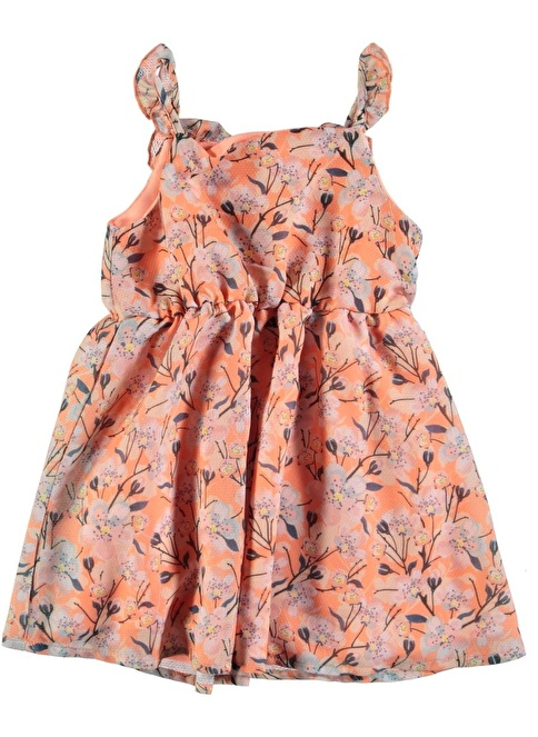 Koton Kids Elbise Oranj